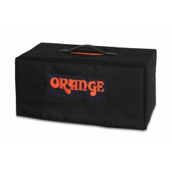 Orange Small Amplifier Head Cover