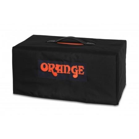 Orange Small Amplifier Head Cover