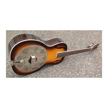 Westerngitarr Tanglewood TWJ R Parlour resonator