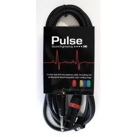 Pulse Microphone Cable 3m XLR/XLR