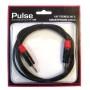 Pulse 1,5m 1/8 Stereo Jack / 1/8 Stereo Jack
