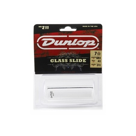 Dunlop Glass Slide Heavy 211 Small