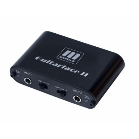 Miditech GuitarFace II – Swedish Edition