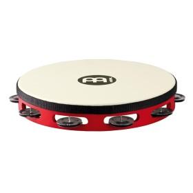 Meinl TAH1BK-R-TF tamburin med skinn