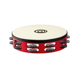 Meinl TAH2BK-R-TF tamburin med skinn