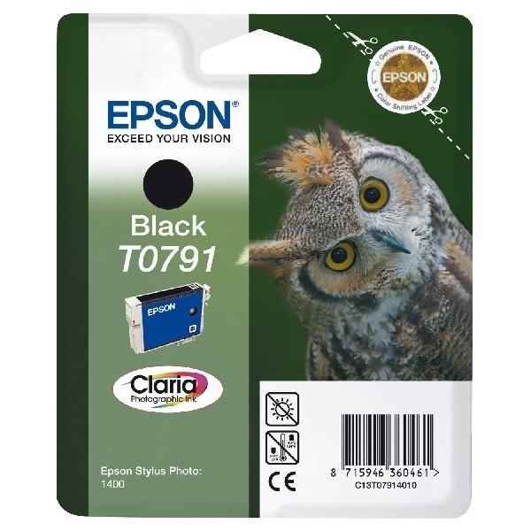 Epson Bläckpatron Epson C13T07914010 Black