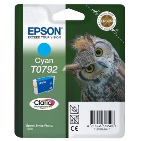 Bläckpatron Epson C13T07924010 Cyan