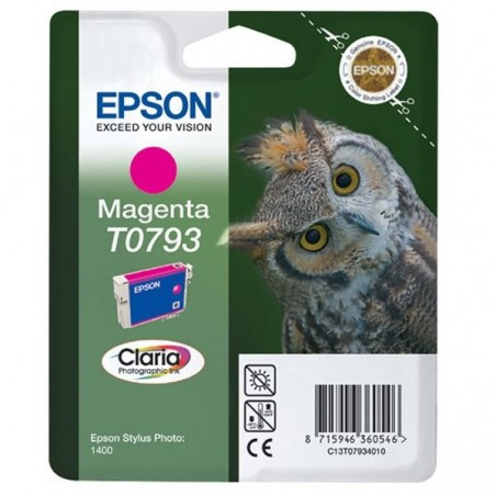 Bläckpatron Epson C13T07934010 Magenta