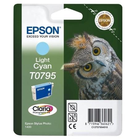 Bläckpatron Epson C13T07954010 Light Cyan