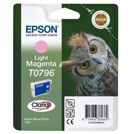 Bläckpatron Epson C13T07964010 Light Magenta