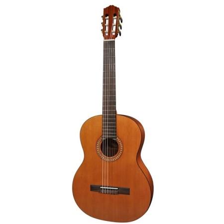 Klassisk gitarr Salvador Cortez CC-22 Artist 4/4 Natural