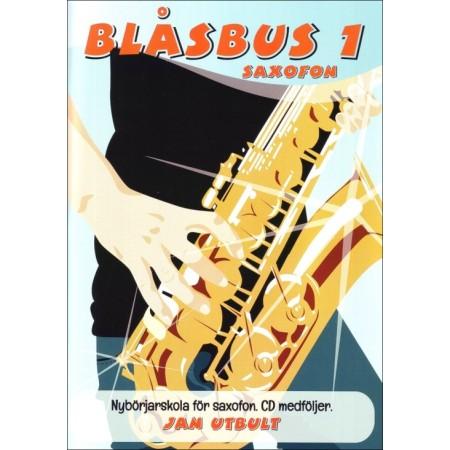 Blåsbus 1 Saxofon