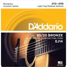 D'Addario EJ14