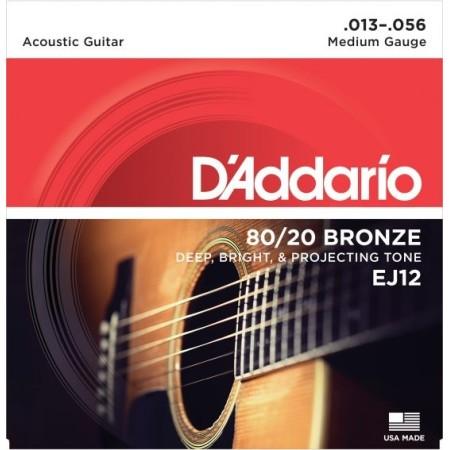 D'Addario EJ12