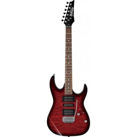 Elgitarr Ibanez GRX70QA-TRB