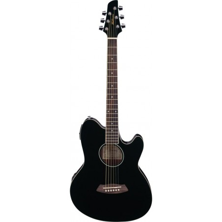 Westerngitarr Ibanez TCY10E-BK