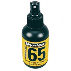 Dunlop Formula 65 Guitar Polish 651 1oz