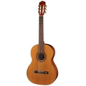 Klassisk gitarr Salvador Cortez CC-10 Student Seniorita 7/8 Natural