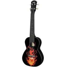Korala PUC-30 Ukulele Consert - Flames