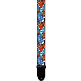 "Perri's LPCPTJ-693 | 2"" Tattoo Johnny Polyester Strap"