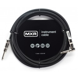 MXR DCIS10R Standard Series Instrument Cable Angeled 3m