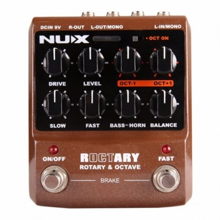 NU-X Roctary Force