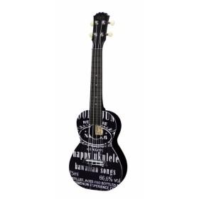 Korala PUC-30 Ukulele Consert - Whiskey/Bourbon