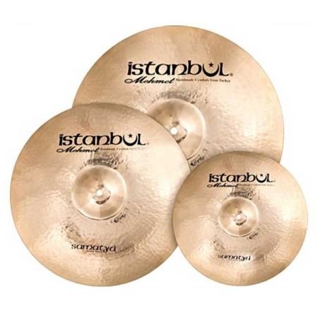 Istanbul Samatya Cymbal Set 1 inkl. bag