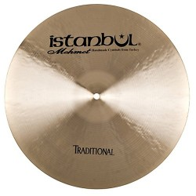 Istanbul 17″ Traditional Crash Thin