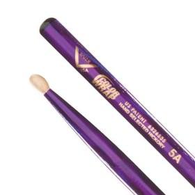Vater Color Wrap 5B Purple Optic Wood Tip