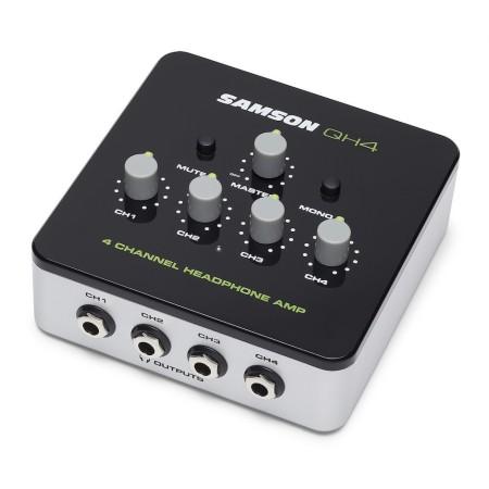 Samson QH4 Mini Headphone Amp