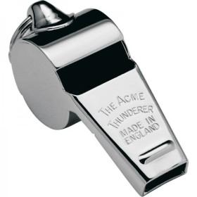 Acme Thunderer Whistle - Brass Large