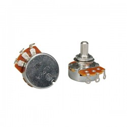 Alpha 250K Audio Potentiometer Short