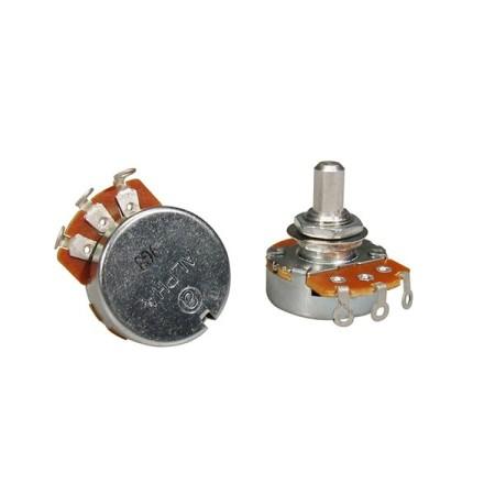 Alpha 250K Audio Potentiometer Short