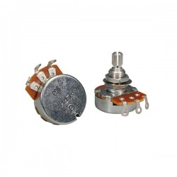 Alpha 250K Audio Potentiometer Standard