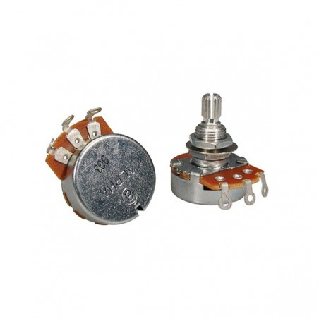 Alpha 250K Audio Potentiometer Standard