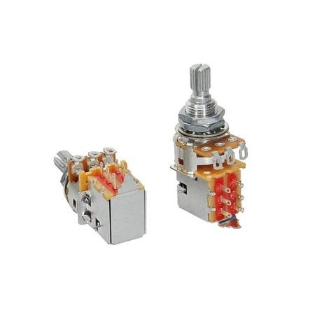 Alpha 500K Linear Potentiometer Push-Pull