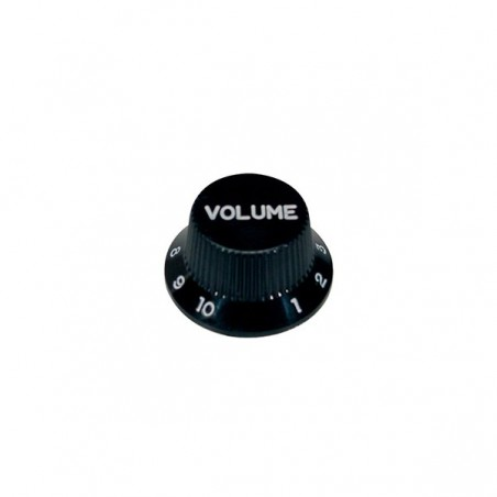 Boston KB-240-V Bell Knob Black