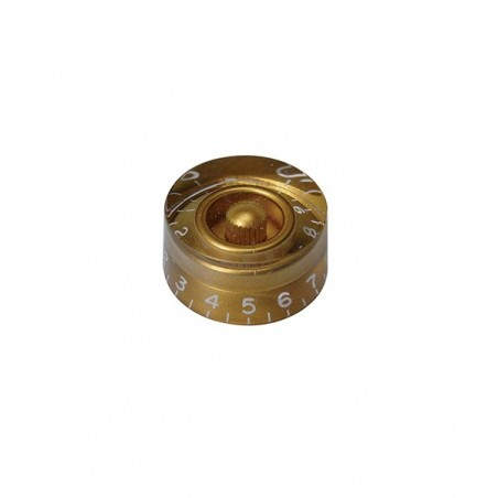 Boston KG-114 Speed Knob Gold