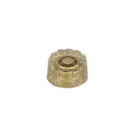 Boston KG-116 Speed Knob Gold