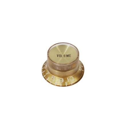 Boston KG-130-V Bell Knob Gold