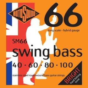 Rotosound SM66 Swing Bass 66 - Hybrid 40- 100