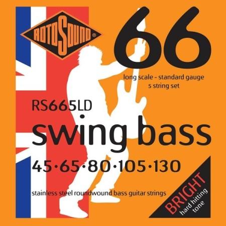 Rotosound RS665LD Swing Bass 66 - 5-str Standard