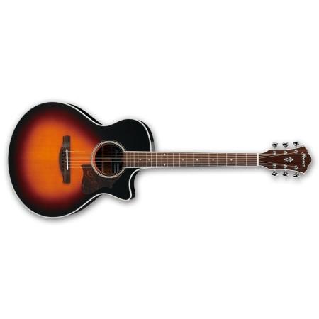 Westerngitarr Ibanez AE800-AS