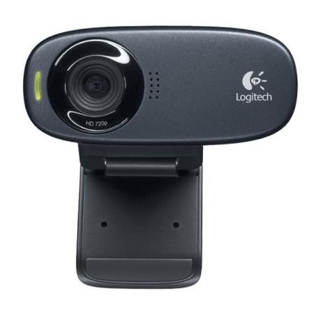 Logitech® WebCam HD C310
