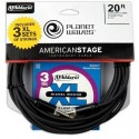 D'Addario Planet Waves American Stage Pack