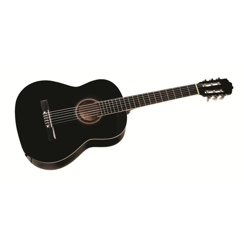 Klassisk gitarr Cataluna SGN-C61 BK 3/4