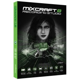 Mixcraft 8 Recording Studio Skollicens 5-24st