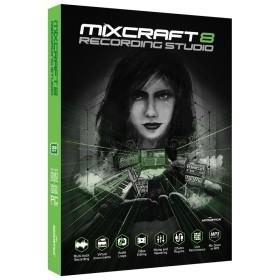 Mixcraft 8 Recording Studio Skollicens 25-49st