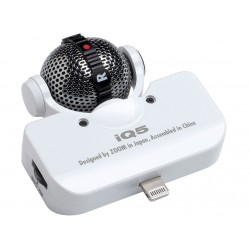 Zoom iQ5 Stereo Microphone for iPhone/iPad